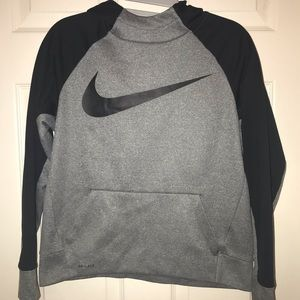 Youth Nike Dri Fit hoodie sweatshirt jacket‼️